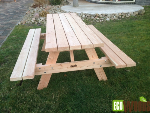 Eco picknicktafel 200 4 1