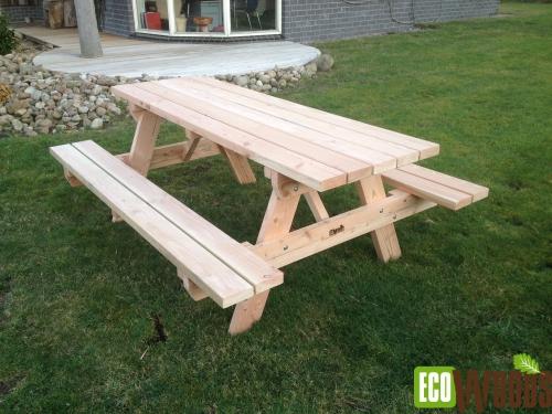 Eco-picknicktafel