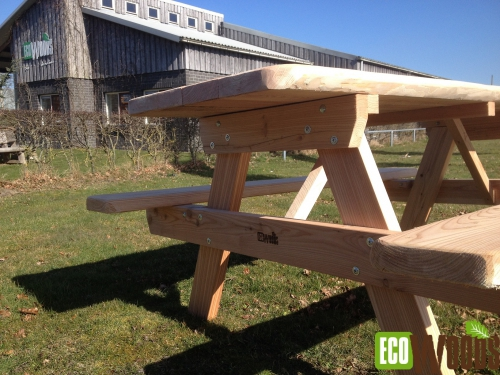 Eco picknicktafel Natuur 200 5 1