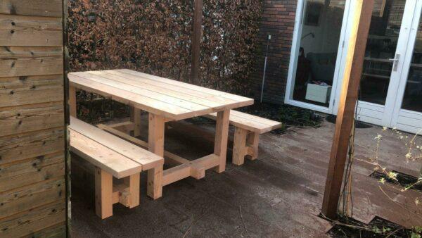 Picknicktafel 2 meter